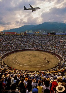 Quito Bullfight
