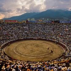 Quito Bullfight